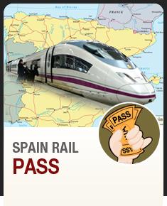 Spain Train Pass
