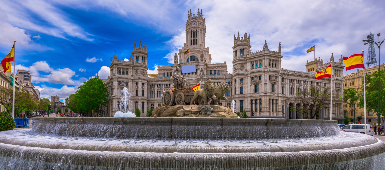 Enjoy two nights in  in Madrid, Spain