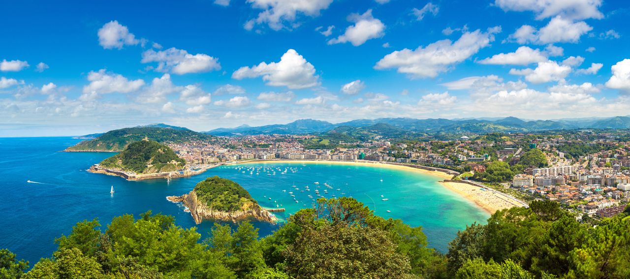 Enjoy two nights in San Sebastian