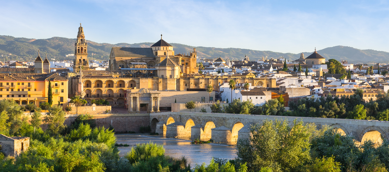 Enjoy one night in Córdoba, Spain