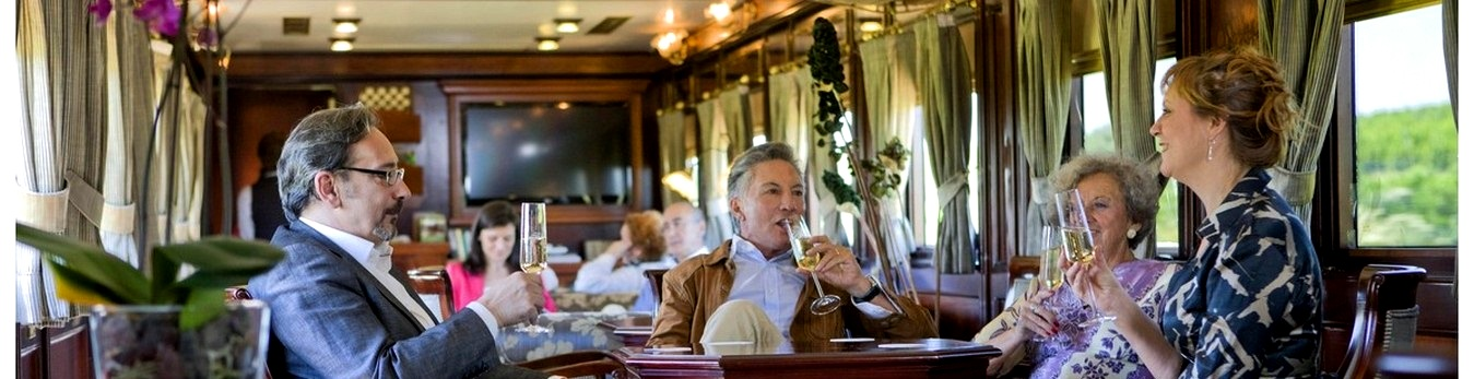 Enjoy Exclusive Experiences On Special Departures of El Transcantabrico Luxury Train in Spain