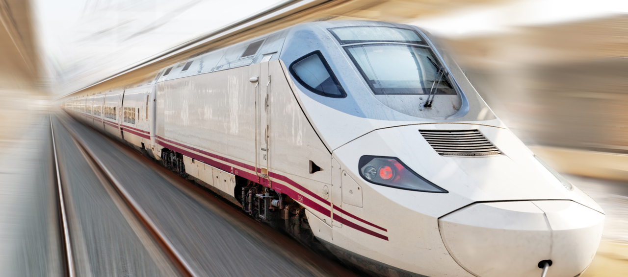 Visit Madrid,Barcelona, Seville and Malaga by high speed rail