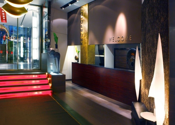 Welcome to Ercilla Hotel, Bilbao
