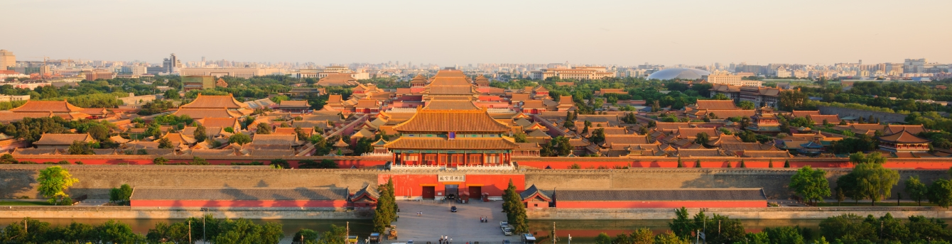 Magnifienct sights in Beijing send you on your way