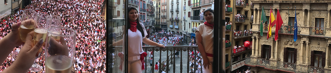 San Fermin 2019 Running of the Bulls : July 6,2019 to July 14,2019
