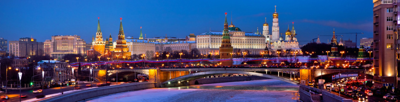 Start your adventure in the impressive city of Moscow
