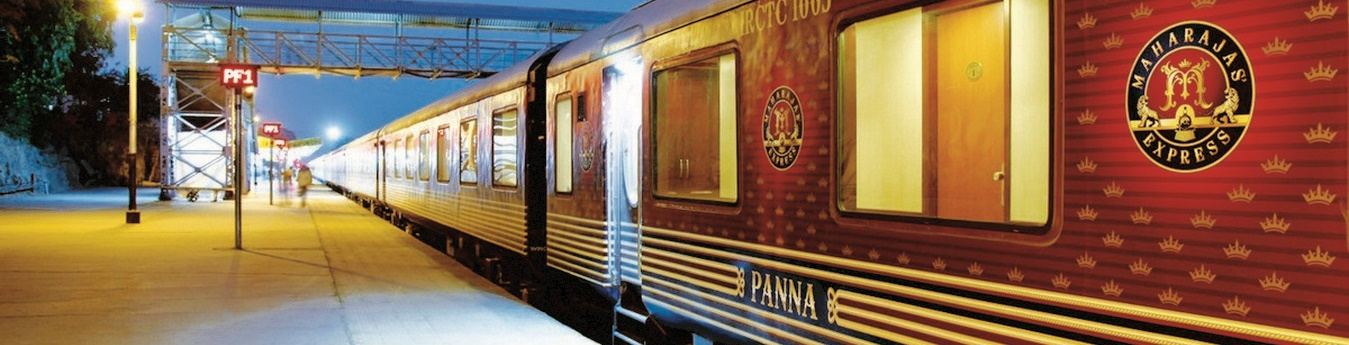 India : Maharajas Express Super-Luxury Train
