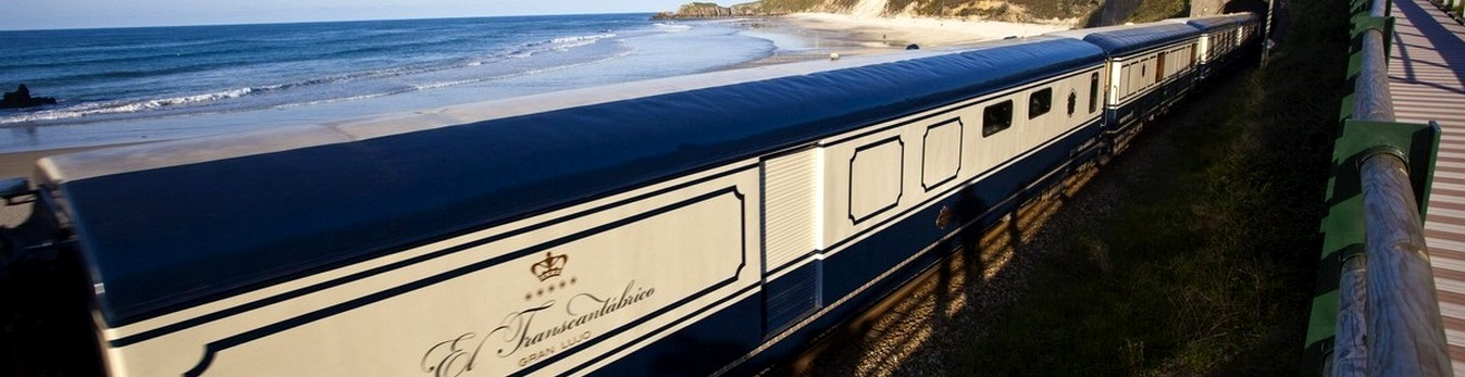 El Transcantabrico Gran Lujo Luxury Train