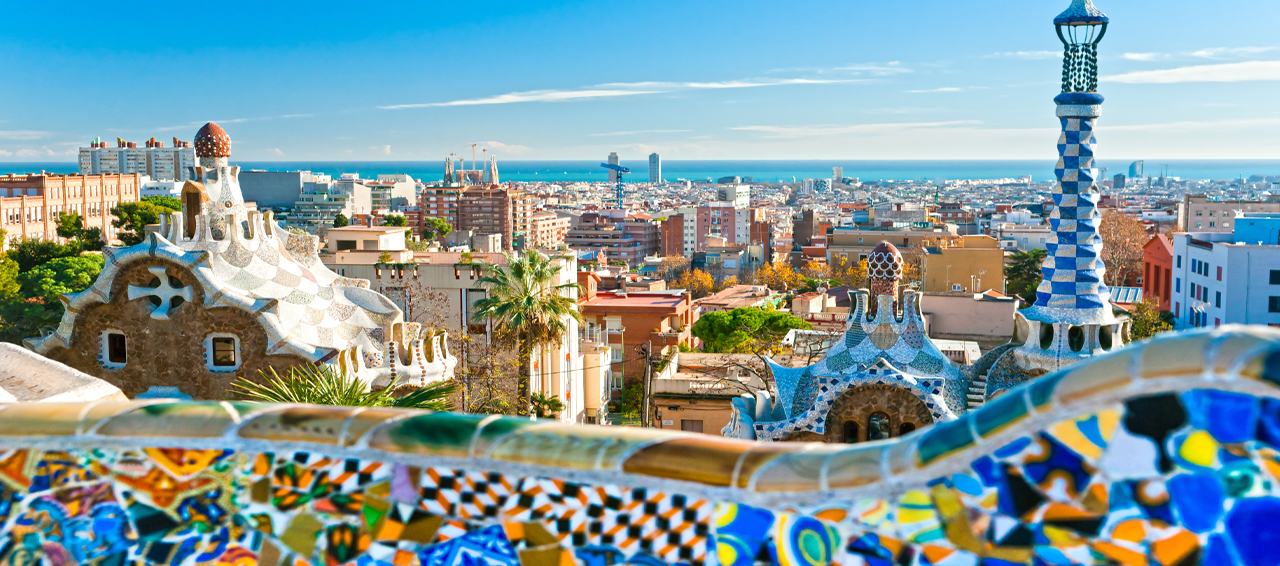 8 Nights in Spain. Start with two nights in Barcelona, Spain