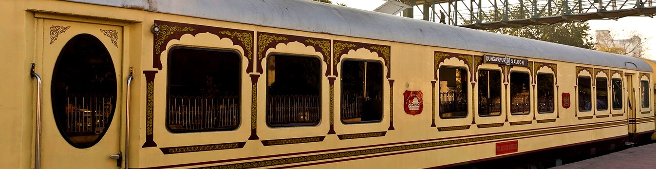 Palace on Wheels Luxury Train in India