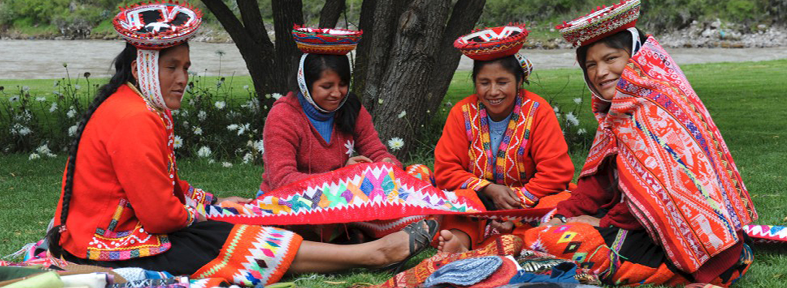 Traditional Peruvian Clothing