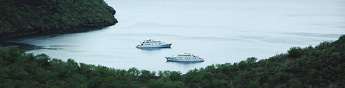 Cruises in Galapagos