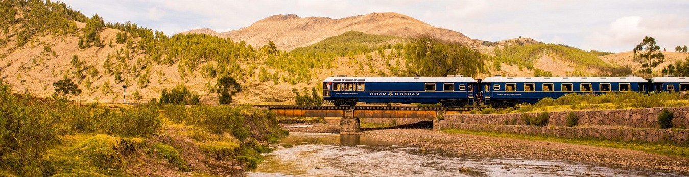 New : South America by Rail Experience