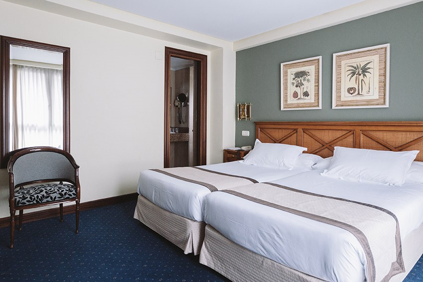Room in San Sebastian Hotel