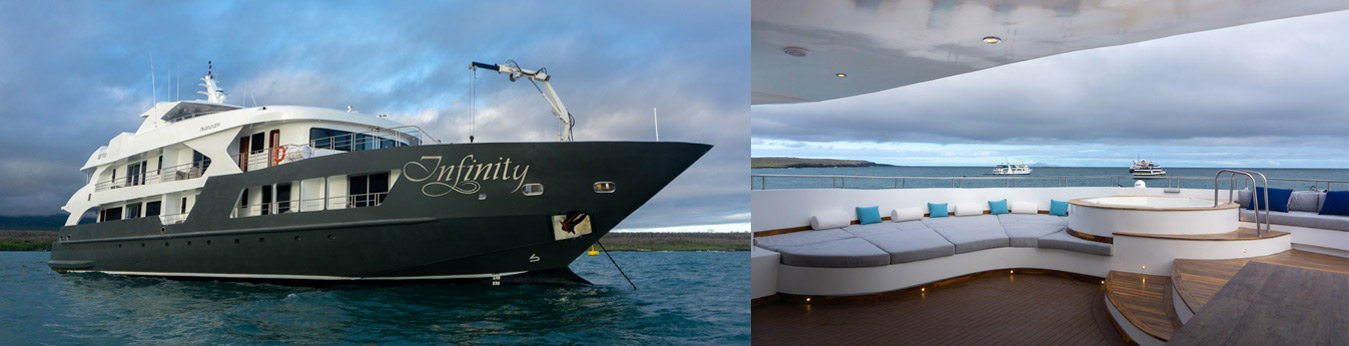 Infinity Luxury Yacht