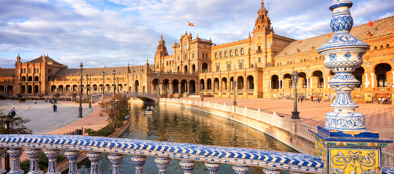 Enjoy three nights in Seville, Spain