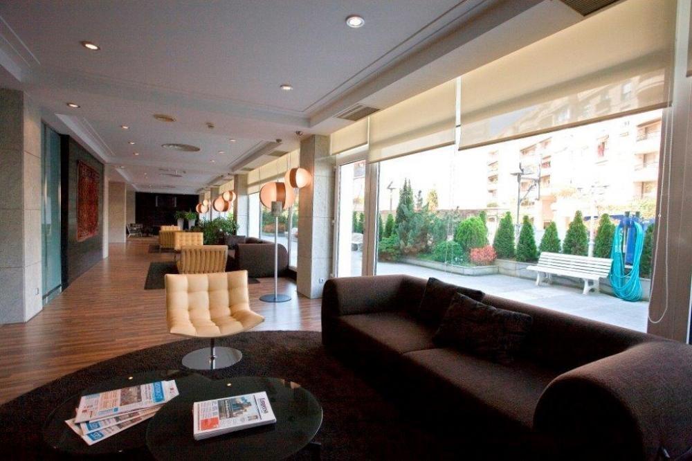 Hotel San Sebastian Lobby
