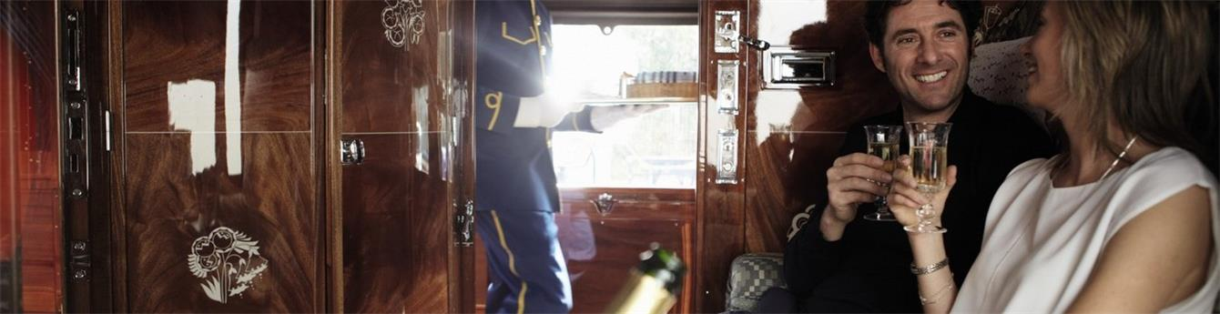 Experience the classic Venice Simplon-Orient-Express