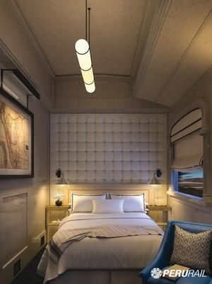 First sleeper train in South America