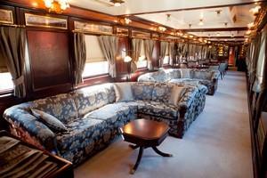 Lounge Car - Al Andalus