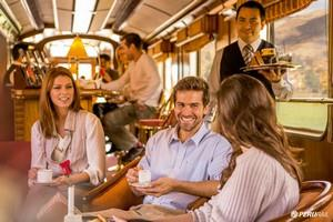 Enjoy Luxury Train Experience