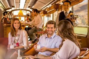 Enjoy Luxury Train Experience