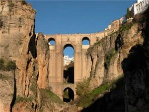 Punte Nueve bridge of Ronda