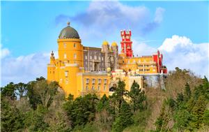 Picturesque Pena Palace