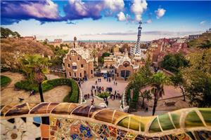 Route of Spain : Madrid, Seville, Malaga from Barcelona (8 Nights)