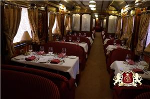 Spain, Al Andalus, luxury train