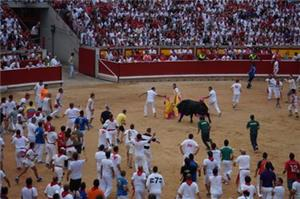 Running of the Bulls : San Fermin 2018 by Luxury Train (Westbound)