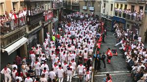 San Fermin- Running of the Bulls & Closing Ceremony Package 2019