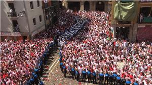 San Fermin - Running of the Bulls & Opening Ceremony Package