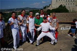 San Fermin - Its a tour for every age group!