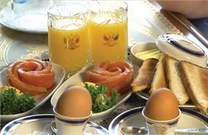 Golden Eagle Breakfast