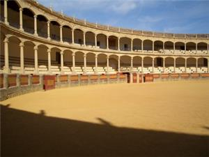 Bullring of Ronda : Birthplace of bullfighting