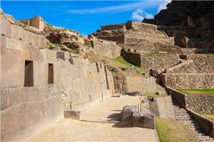 Ruins Outside of Cusco: Ollantaytambo