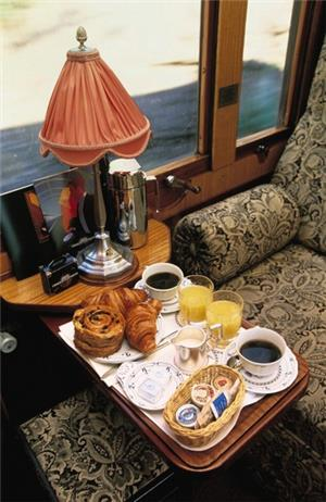 Breakfast in Your Cabin