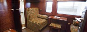 Standard Suites (Deluxe) on Al Andalus Train