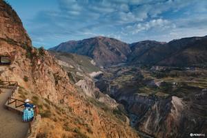 Enjoy the landscapes of Peru