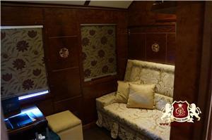 Spain, Al Andalus, luxury train