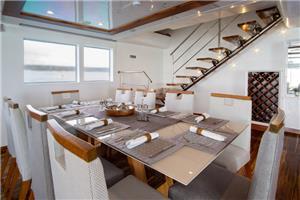 Infinity Luxury Yacht