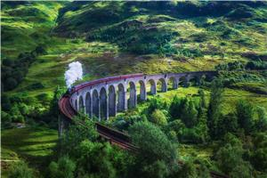 Glenfinnan,Scotland
