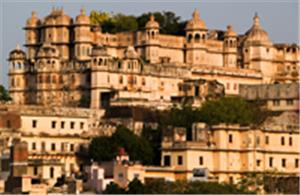 Udaipur, citypalace