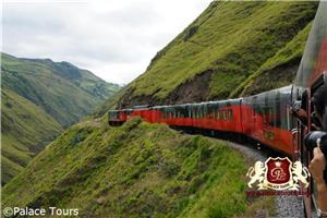Tren Crucero Luxury Experience in Ecuador from Quito to Guayaquil