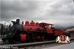 Cotopaxi tren