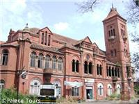 Many beautiful buildings are visible in Chennai