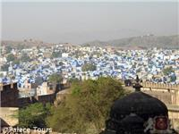 Bid farewell to Jodhpur on the final day of your Rajasthan tour