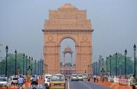 India Gate is one of the first sites on your Nepal India tour