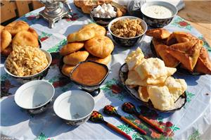 Experience the Russian Cuisine